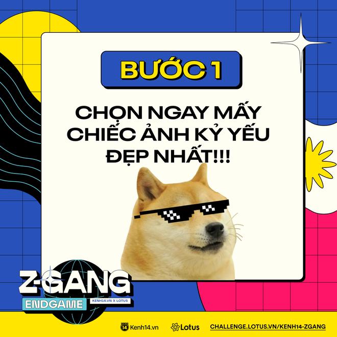 ZGang Endgame: Đây là cách tham gia cuộc thi giúp các homie chinh chiến, ẵm giải thưởng khủng! - ảnh 1