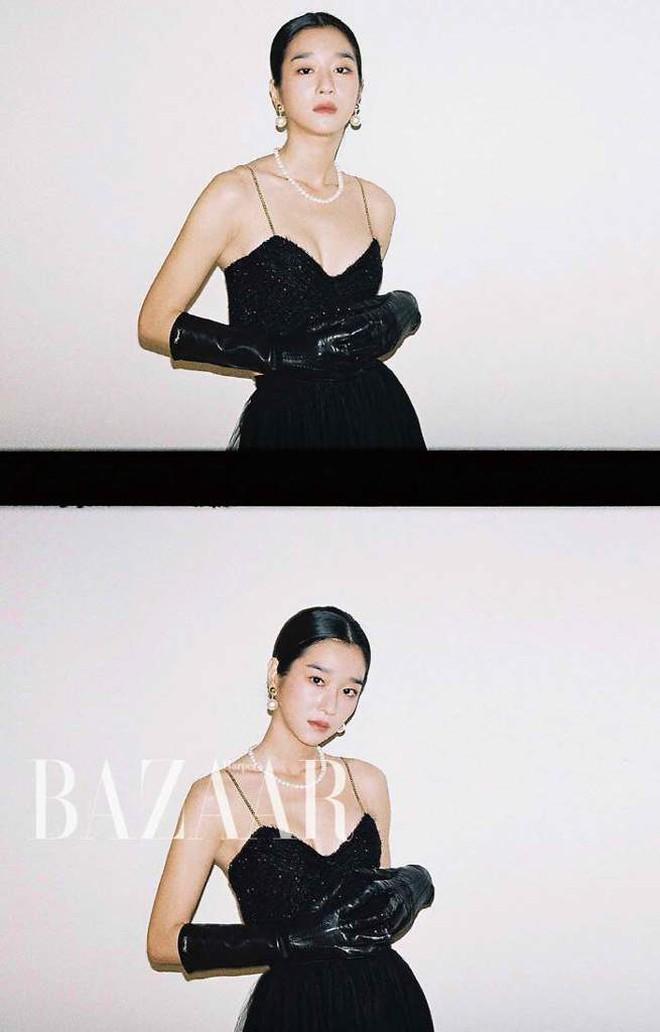 Những màn o ép vòng 1 muốn bung cúc của Seo Ye Ji: O ép bức thở trên thảm đỏ, từ tạp chí ra ngoài đời đều khoe bỏng mắt - ảnh 18