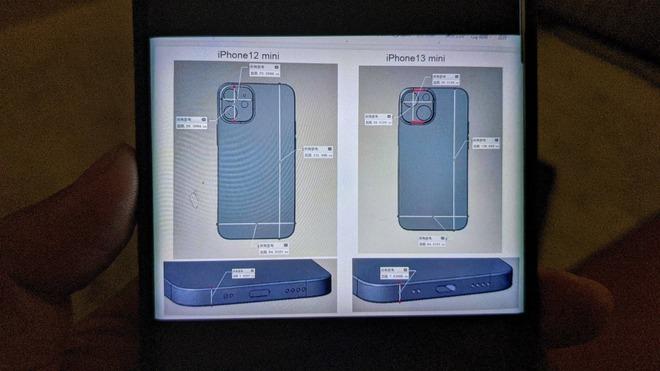 iPhone 13 tiếp tục lộ concept thiết kế mới, tai thỏ bé tẹo và camera khác biệt - ảnh 1