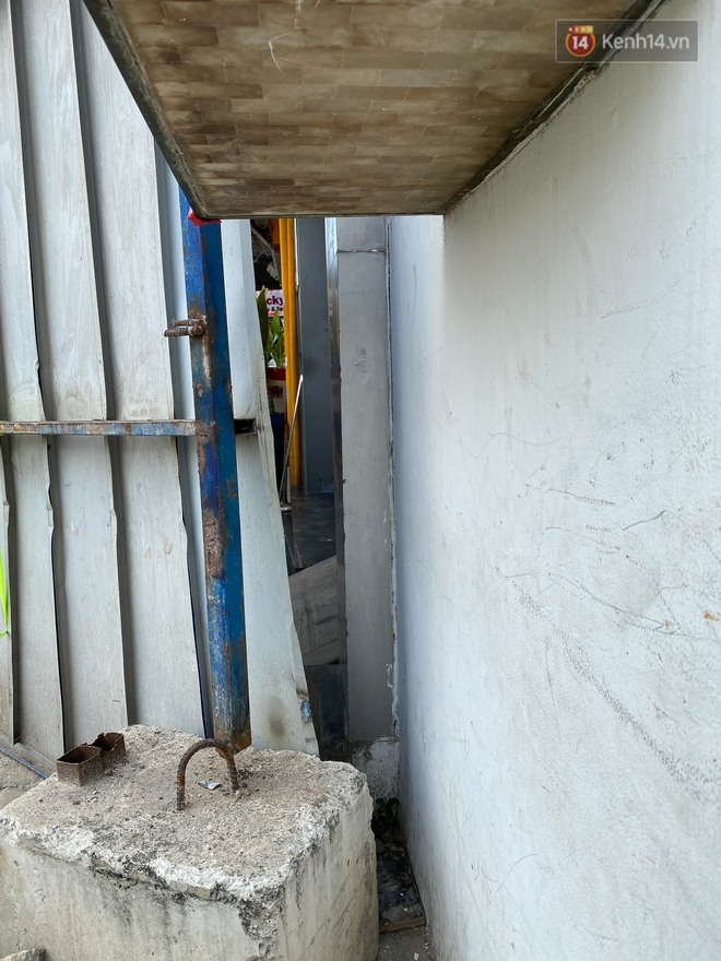 Một phần rào chắn Metro tại đất vàng trung tâm Sài Gòn được tháo dỡ, quán xá rục rịch khai trương trở lại - ảnh 5