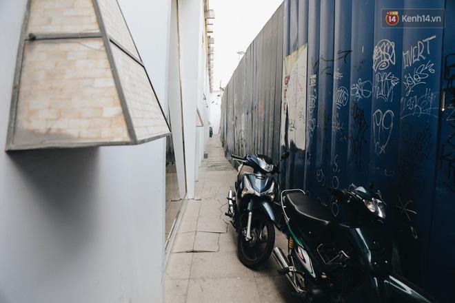 Một phần rào chắn Metro tại đất vàng trung tâm Sài Gòn được tháo dỡ, quán xá rục rịch khai trương trở lại - ảnh 2