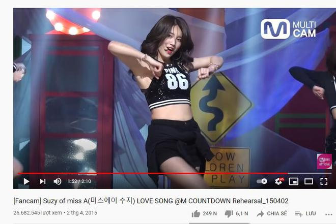 BTS chiếm trọn top fancam trên 10 triệu views M!Countdown, chỉ 1 nữ idol lọt top nhưng lại chẳng phải BLACKPINK - Ảnh 6.
