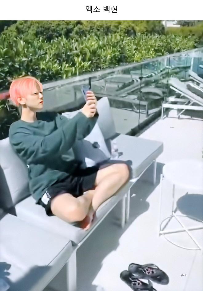 Netizen phát sốt với ảnh hậu kỳ selfie của loạt idol xứ Hàn, kỹ năng thượng thừa hay nhan sắc đỉnh cao? - ảnh 1