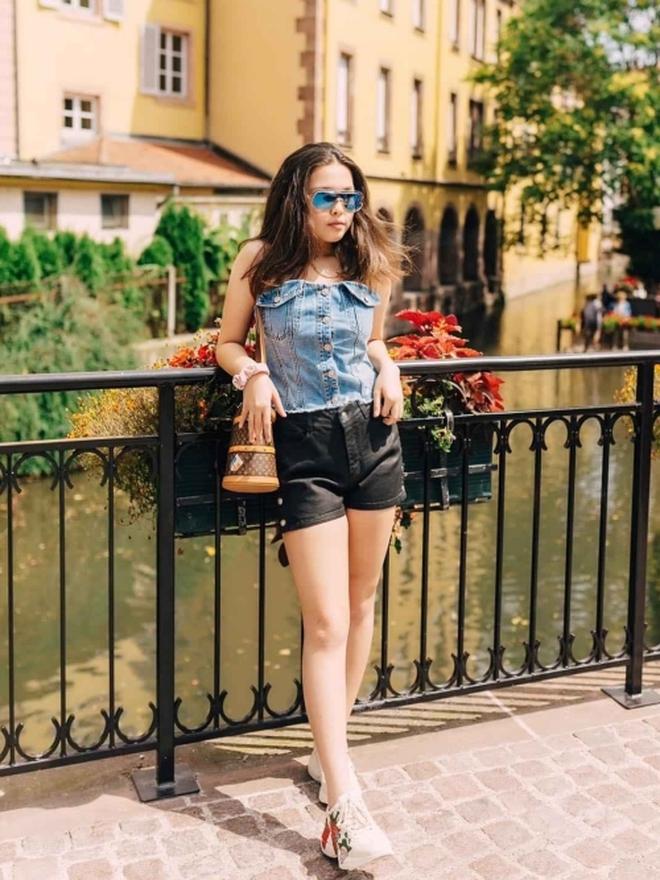 Con gái cả nhà Phượng Chanel: Rich kid đồ hiệu thứ thiệt, du học trường đắt bậc nhất nước Mỹ, học phí 1,5 tỷ đồng! - ảnh 3