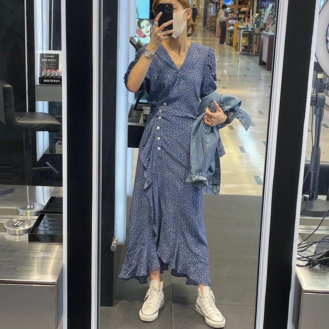 À thì ra gái Hàn mặc váy dài mà không giống bà già là nhờ 4 tips nhỏ này! - ảnh 2