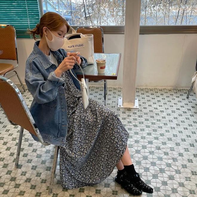 À thì ra gái Hàn mặc váy dài mà không giống bà già là nhờ 4 tips nhỏ này! - ảnh 3