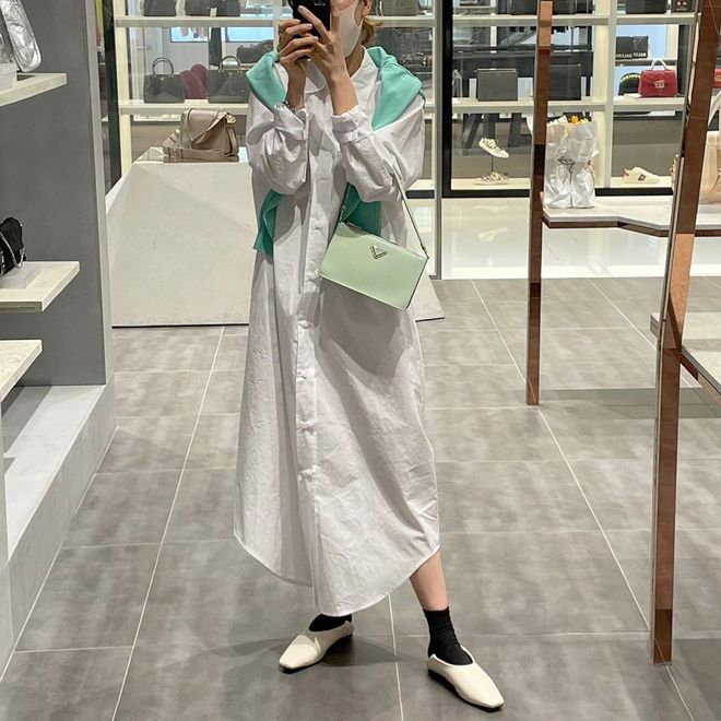À thì ra gái Hàn mặc váy dài mà không giống bà già là nhờ 4 tips nhỏ này! - ảnh 6