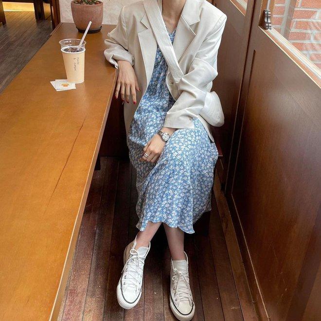 À thì ra gái Hàn mặc váy dài mà không giống bà già là nhờ 4 tips nhỏ này! - ảnh 4