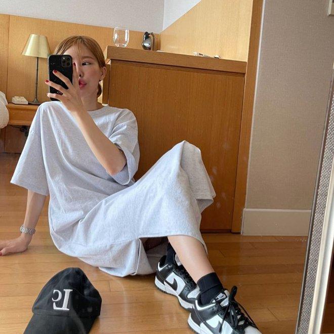 À thì ra gái Hàn mặc váy dài mà không giống bà già là nhờ 4 tips nhỏ này! - ảnh 9