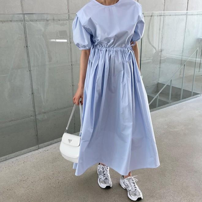 À thì ra gái Hàn mặc váy dài mà không giống bà già là nhờ 4 tips nhỏ này! - ảnh 1