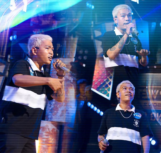 Lại thêm 2 'quái vật' lộ diện tại casting Rap Việt khiến rap fan phát cuồng 002