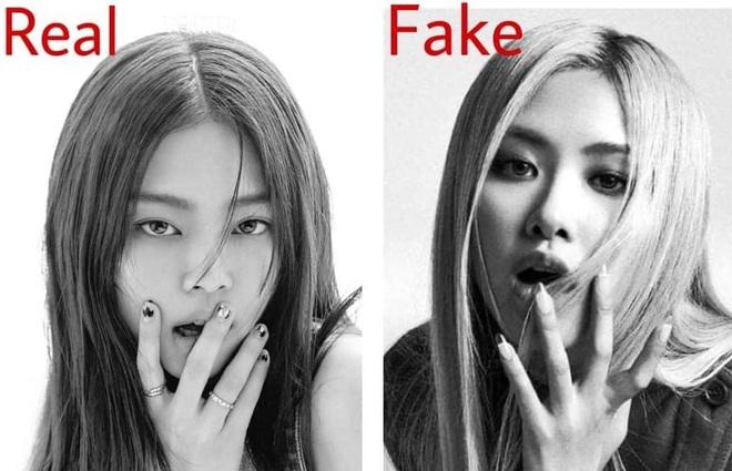 """Rosé bị tố bắt chước dáng pose của Jennie nhưng """"phèn"""" hơn, fan nhanh chóng đáp trả cực gắt - ảnh 3"""