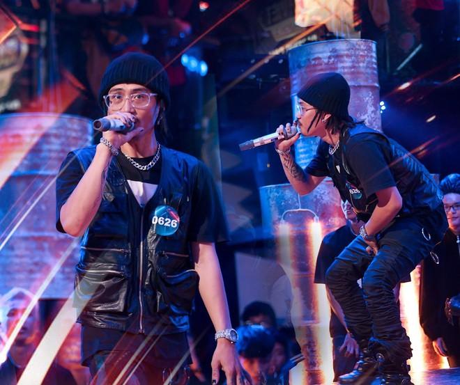Lại thêm 2 'quái vật' lộ diện tại casting Rap Việt khiến rap fan phát cuồng 001