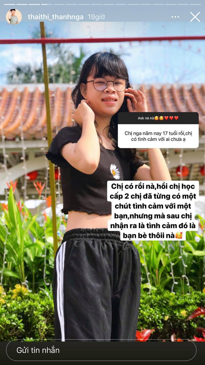 Thanh Nga Bento - tổng thính miền Trung bất ngờ vấp phải ý kiến trái chiều từ fan về phong cách ăn mặc - ảnh 9