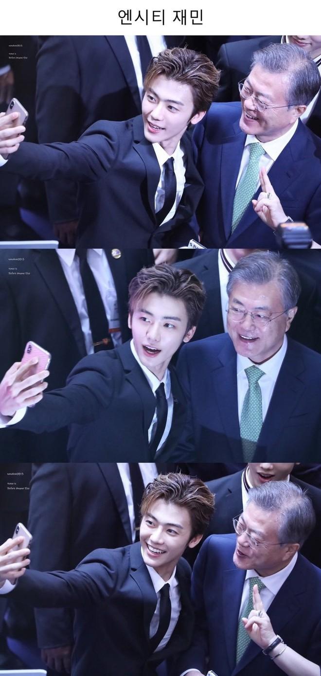 Netizen phát sốt với ảnh hậu kỳ selfie của loạt idol xứ Hàn, kỹ năng thượng thừa hay nhan sắc đỉnh cao? - ảnh 7