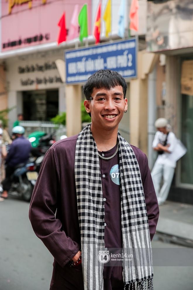 Casting Rap Việt ngày 2: Xuất hiện anh Hai Lúa diện áo bà ba khăn rằn, dàn nữ thời trang nổi bần bật! - ảnh 12
