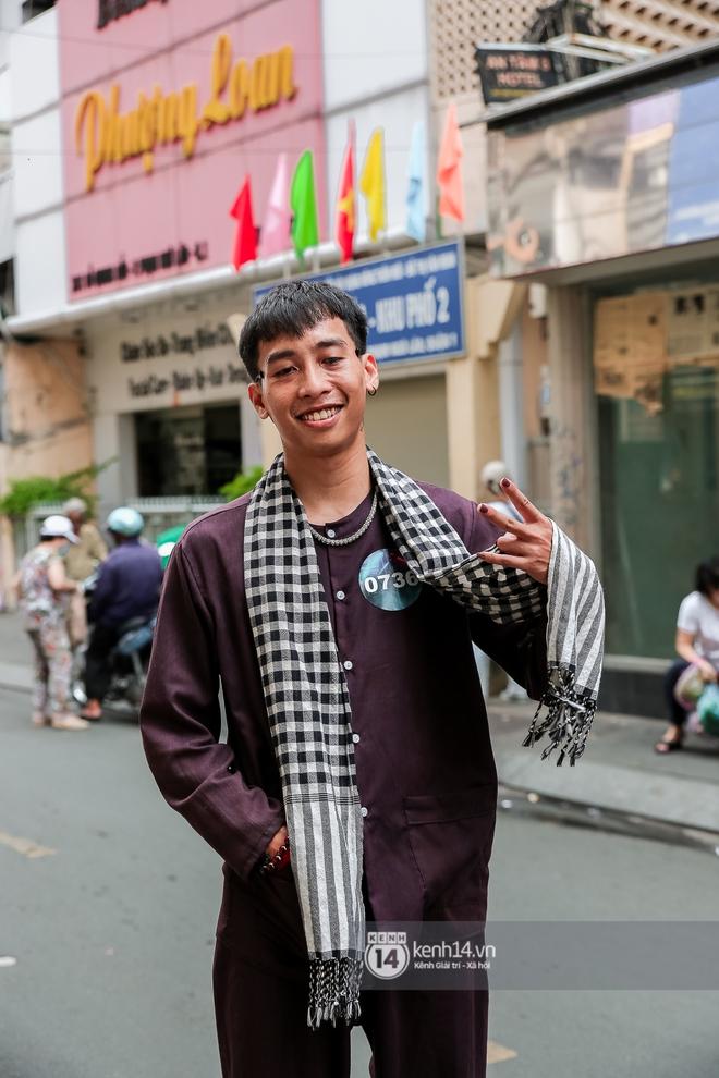 Casting Rap Việt ngày 2: Xuất hiện anh Hai Lúa diện áo bà ba khăn rằn, dàn nữ thời trang nổi bần bật! - ảnh 13
