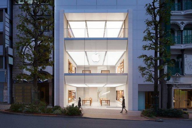 Ngắm những Apple Store đẹp nhất thế giới, khi nào Việt Nam mới có để check-in? - ảnh 7