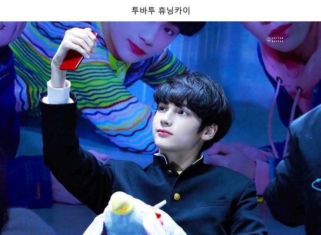 Netizen phát sốt với ảnh hậu kỳ selfie của loạt idol xứ Hàn, kỹ năng thượng thừa hay nhan sắc đỉnh cao? - ảnh 9