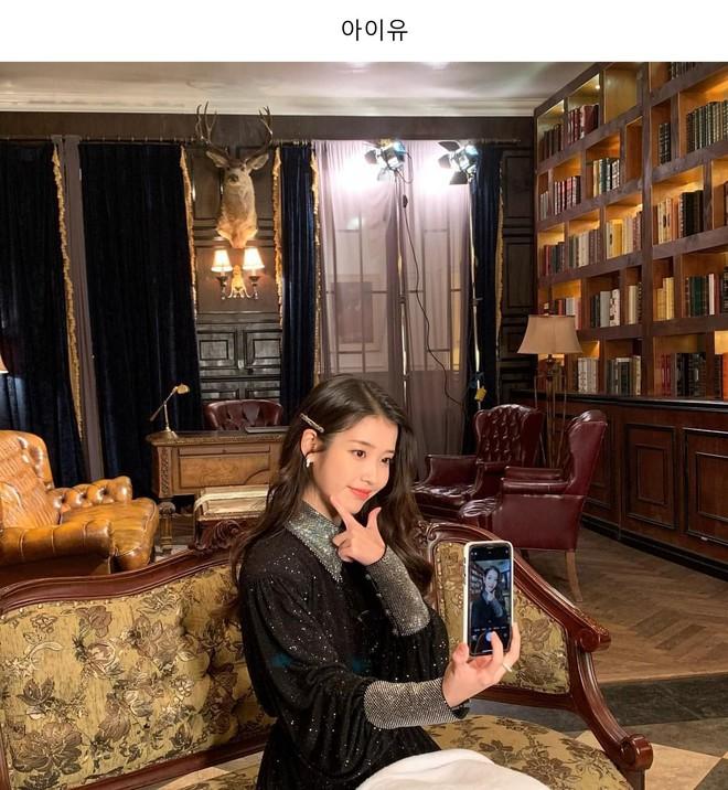 Netizen phát sốt với ảnh hậu kỳ selfie của loạt idol xứ Hàn, kỹ năng thượng thừa hay nhan sắc đỉnh cao? - ảnh 11