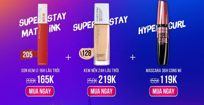 Deal mỹ phẩm hot nhất hôm nay trên Shopee, Lazada, Tiki: Set skincare sale 50%, mặt nạ mua 1 tặng 1 - ảnh 2