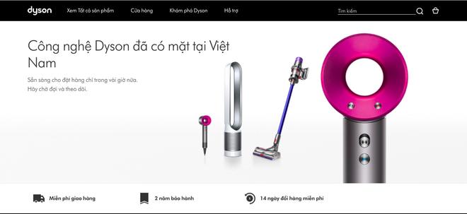 Apple của đồ gia dụng - Dyson chính thức có mặt tại Việt Nam, máy sấy tóc giá gần 14 triệu là tâm điểm chú ý! - ảnh 2