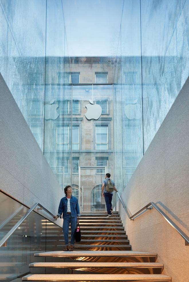 Ngắm những Apple Store đẹp nhất thế giới, khi nào Việt Nam mới có để check-in? - ảnh 14