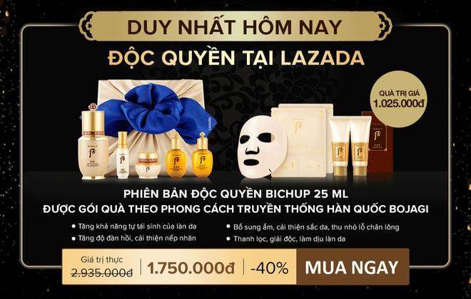 Deal mỹ phẩm hot nhất hôm nay trên Shopee, Lazada, Tiki: Set skincare sale 50%, mặt nạ mua 1 tặng 1 - ảnh 4