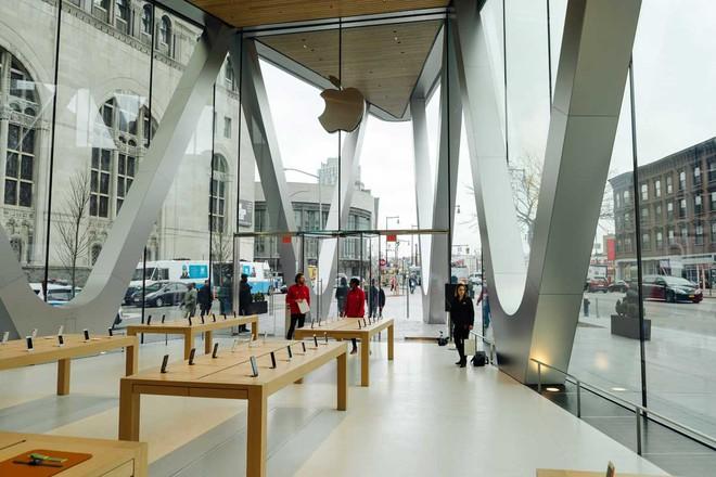 Ngắm những Apple Store đẹp nhất thế giới, khi nào Việt Nam mới có để check-in? - ảnh 10