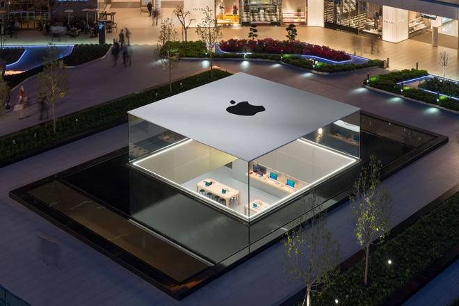 Ngắm những Apple Store đẹp nhất thế giới, khi nào Việt Nam mới có để check-in? - ảnh 2