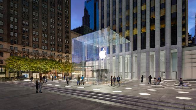 Ngắm những Apple Store đẹp nhất thế giới, khi nào Việt Nam mới có để check-in? - ảnh 1