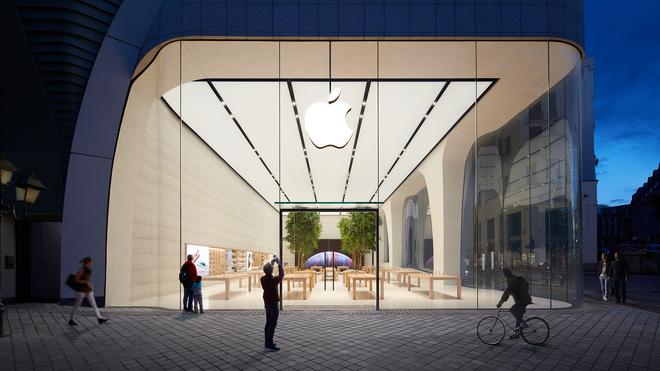 Ngắm những Apple Store đẹp nhất thế giới, khi nào Việt Nam mới có để check-in? - ảnh 4