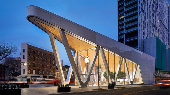 Ngắm những Apple Store đẹp nhất thế giới, khi nào Việt Nam mới có để check-in? - ảnh 9
