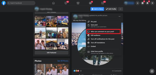 Facebook có cập nhật mới, giúp bảo mật hơn quyền riêng tư của người dùng - ảnh 2