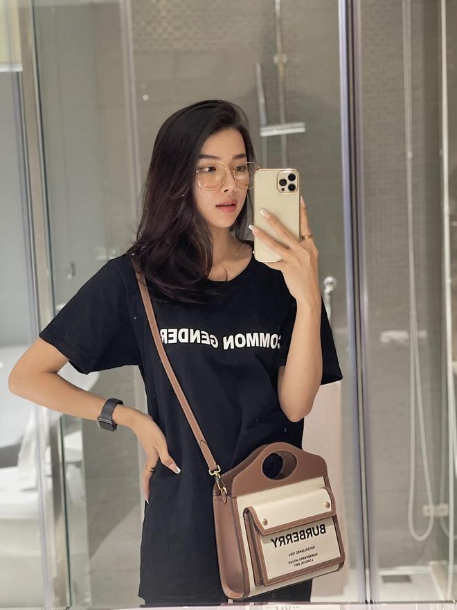 Tất tần tật về vợ sắp cưới của Phan Mạnh Quỳnh: Hot girl sở hữu 160 ngàn follow, body cực bốc còn cuộc sống sang chảnh ra sao? - ảnh 19