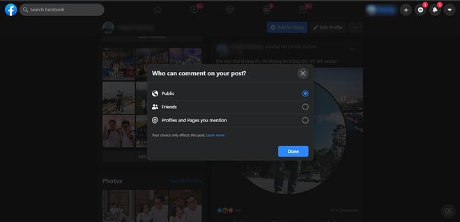 Facebook có cập nhật mới, giúp bảo mật hơn quyền riêng tư của người dùng - ảnh 3