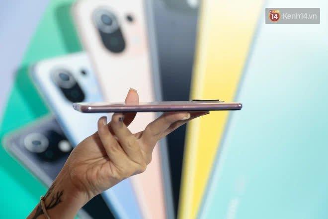 Xiaomi Mi 11 Lite và Mi 11 Lite 5G chính thức ra mắt tại Việt Nam, nhiều màu kẹo ngọt nhìn phát mê luôn! - ảnh 5