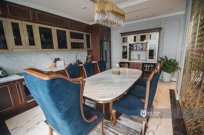 Duplex 28 tỷ ở Vinhomes Metropolis của doanh nhân Hà Nội: Một ngôi nhà đẹp không nhất thiết phải đầu tư nhiều tiền - Ảnh 7.