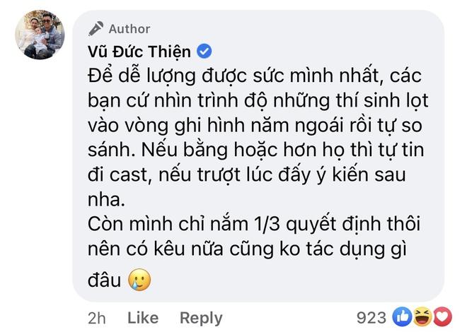 Rhymastic khuyên thí sinh Rap Việt miền Bắc: Nếu cảm thấy bằng hoặc hơn thí sinh mùa 1 hẵng đi cast! - ảnh 2