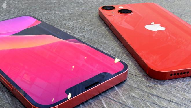 iPhone 13 tiếp tục lộ concept thiết kế mới, tai thỏ bé tẹo và camera khác biệt - ảnh 5