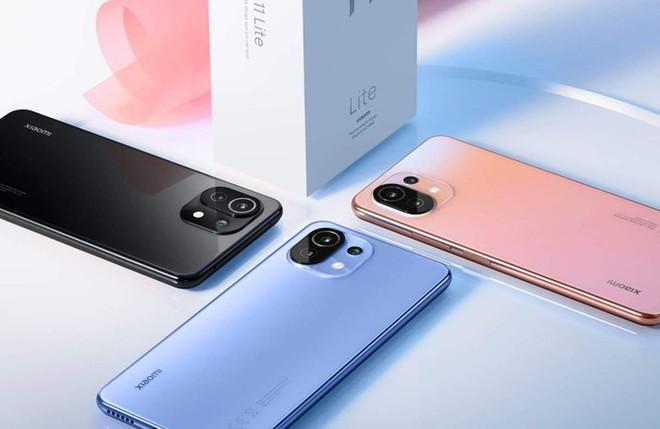 Xiaomi Mi 11 Lite và Mi 11 Lite 5G chính thức ra mắt tại Việt Nam, nhiều màu kẹo ngọt nhìn phát mê luôn! - ảnh 2