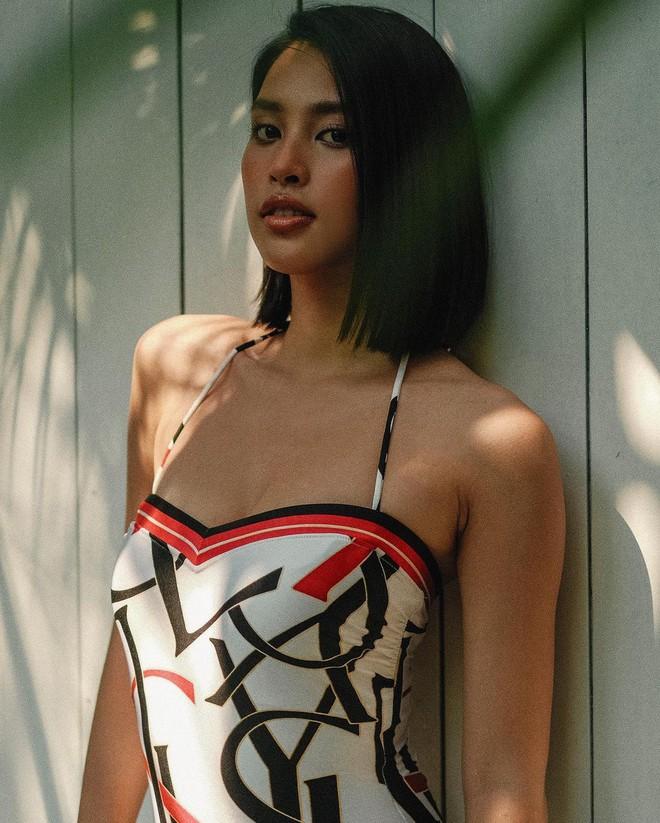 Mỹ nhân Việt để 4 kiểu tóc đen truyền thống này là đẹp và sang chảnh miễn chê - ảnh 2