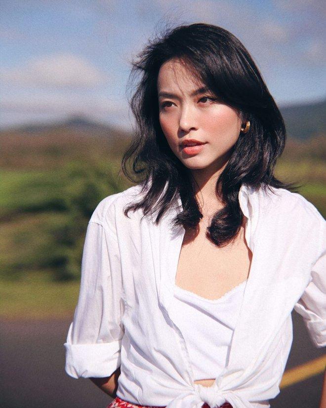 Mỹ nhân Việt để 4 kiểu tóc đen truyền thống này là đẹp và sang chảnh miễn chê - ảnh 6