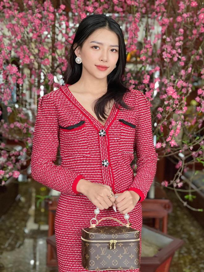 Hôm nay chú rể Phan Mạnh Quỳnh cưới được cô dâu hotgirl đẹp quá: Visual và body đỉnh chóp, mê nhất góc nghiêng! - ảnh 2