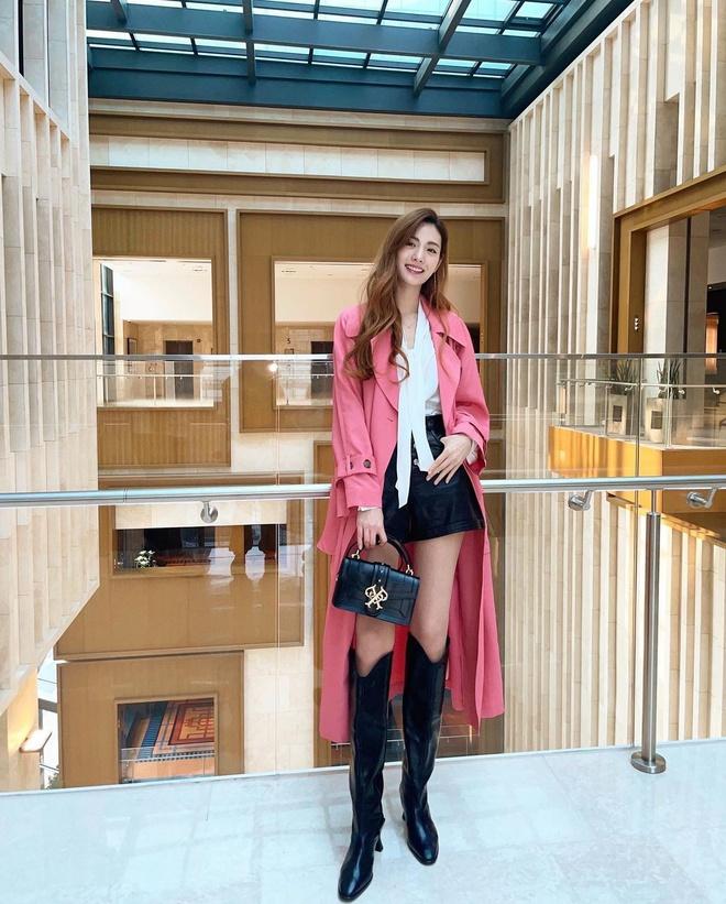 Check nhanh 9 cách diện áo blouse đẹp mê từ sao Hàn, đang bí ý tưởng lên đồ quẩy cuối tuần thì xem ngay! - ảnh 6