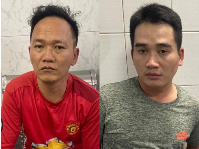 Băng nhóm chuyên trộm cắp tài sản của các cặp đôi tâm sự, hóng mát ở công viên trung tâm Sài Gòn - ảnh 1
