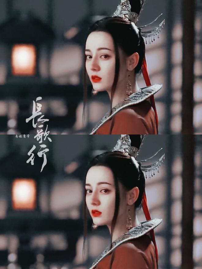 5 tạo hình cổ trang đẹp hơn hoa của Địch Lệ Nhiệt Ba khiến chị em phát hờn 0017