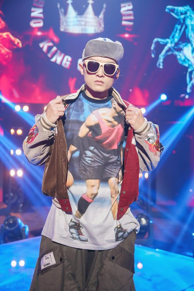 3 quái vật của King Of Rap tràn qua Rap Việt tranh tài: Trùm cuối khiến cư dân mạng phải giật mình - ảnh 9