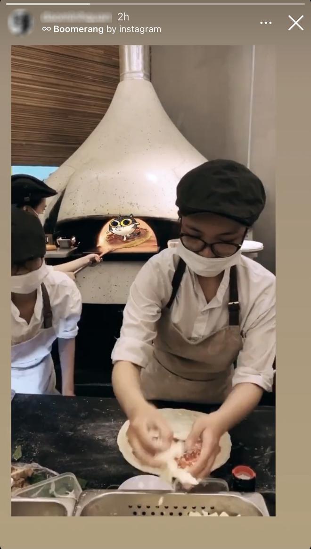 Mặc dân tình hoang mang về tin comeback, Phí Phương Anh bình thản cùng bạn trai thiếu gia đi ăn lẩu cua - ảnh 4