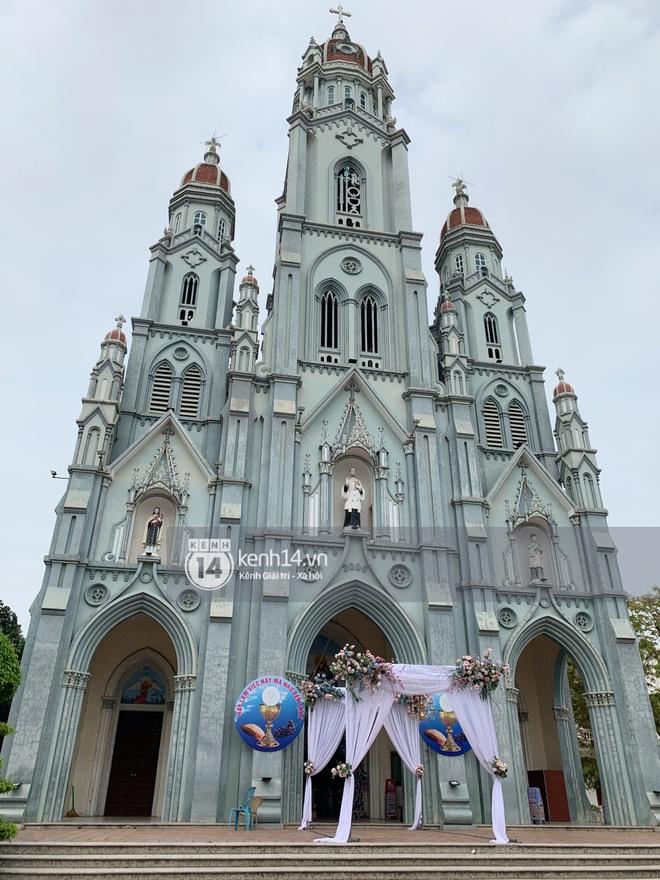 Hé lộ toàn cảnh lễ đường và ảnh cưới của Phan Mạnh Quỳnh tại Nghệ An: Sân khấu đẹp như cổ tích, quy mô nhìn sơ đã thấy khủng! - Ảnh 11.
